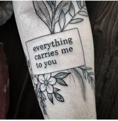 #inked #quote #art
