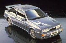 Ford Sierra RS Cosworth: The car the Merkur wishes it was. Ford Sierra, Mercedes 190, Ford Rs, Car Ford, Rolls Royce, Bmw M3, Ford Capri, Ford Classic Cars, Classic Motors