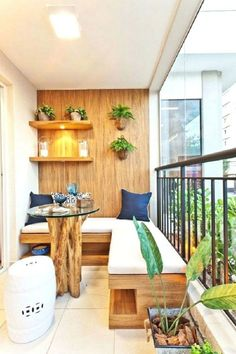 Balkon Comfy Apartment Balcony Decorating Ideas on A Budget – Balkon ideen Small Balcony Design, Tiny Balcony, Small Balcony Decor, Outdoor Balcony, Small Patio, Outdoor Decor, Balcony Ideas, Terrace Ideas, Small Terrace
