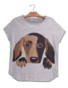 Camiseta Mescla Dog | UseNatureza.com
