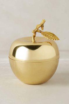 Golden Orchard Candle - anthropologie.com #anthrofave