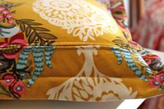 How to Sew A Sham Pillow with Zipper Closure | Pretty Prudent