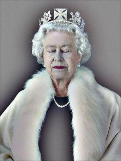Queen Elizabeth II, Annie Liebovitz