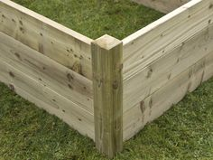 Charmant Deluxe 9 Inch High Raised Vegetable Bed Kits, 6ft X 3ft Wide. #RaisedBed | Raised  Beds | Pinterest | Raised Bed, Raising And Raised Bed Kits