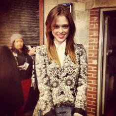 Faces of New York Fashion Week New York Fashion, Vip, Faces, Blazer, Blouse, Women, Blazers, The Face, Blouses
