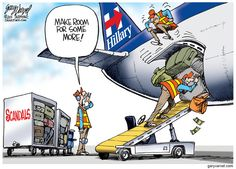 More of Hillary's baggage. #scandals garyvarvel.com