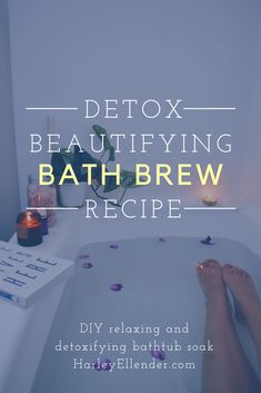 Natural Skin Remedies Want an easy but effective bath soak? This non-toxic bath soak is detoxifying and relaxing. You probably already have the three ingredients at home! Try this recipe for the ultimate spa night at home. Wine Bottle Crafts, Mason Jar Crafts, Mason Jar Diy, Diy Hanging Shelves, Floating Shelves Diy, Diy Home Decor Projects, Diy Projects To Try, Bath Bomb Ingredients, Galaxy Bath Bombs