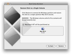 How to delete a Boot Camp partition — Simple Help #fc3bim #fc3arch