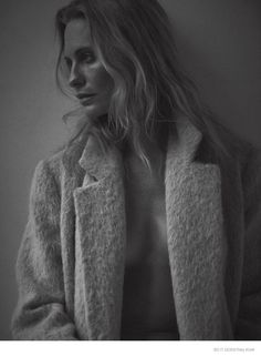 Poppy Delevingne Shows Off Understated Style for So It Goes Magazine