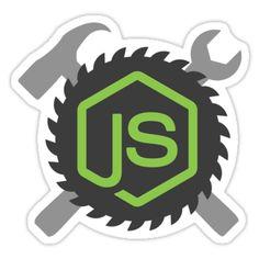 JS Engineer Sticker
