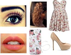"""""""sping is coming!!:)"""" by cynnamcallister on Polyvore"""