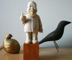 Ai Weiwei Statue   DudeIWantThat.com