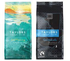 Taylors of Harrogate 100& #Fairtrade Good Morning and Pure Origin Guatemala coffee.  http://www.bettys.co.uk/coffee/taylors-coffee