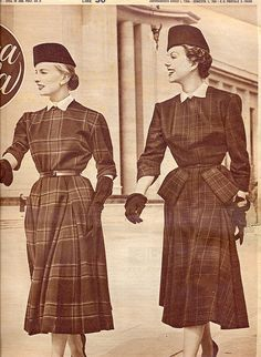 annabella - rivista moda - magazine moda - 14 ottobre 1951