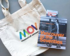 Contest! Win a Vancouver in the Seventies Book and Museum of Vancouver ticket prize pack | #Vancouverscape
