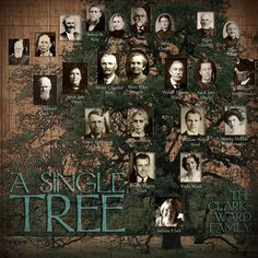 A Single Tree ~ Awesome heritage digi family tree page with a vintage Census… Heritage Scrapbook Pages, Vintage Scrapbook, Scrapbook Journal, Scrapbook Supplies, Scrapbooking Layouts, Family Tree Layout, Family Trees, Arts And Crafts Projects, History Projects