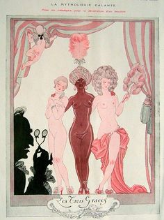 one day I'll write about race and exoticism in La Vie Parisienne... one day...