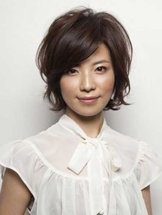 Cute Short Hair Cuts for 2013 | 2013 Short Haircut for Women
