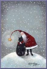 """""""A Hug From Santa"""" by Deborah Gregg"""