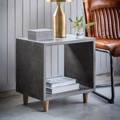 34 Unusual Living Cube Furniture Design Ideas With Modular Elements - Whether you simply want to get the clutter off of your floors and furniture and keep it in some semblance of an organized state or you want to make a . Concrete Table, Concrete Furniture, Table Furniture, Living Room Furniture, Home Furniture, Furniture Design, Geometric Furniture, Hudson Furniture, Urban Furniture