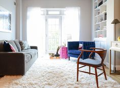 A Young Family's Bold Brooklyn Oasis | Rue