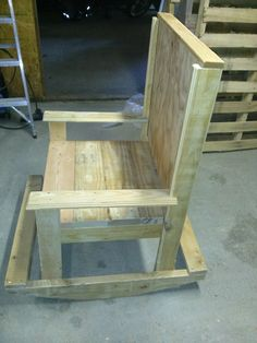 Furnitures made from wooden pallets #Furniture, #Pallets