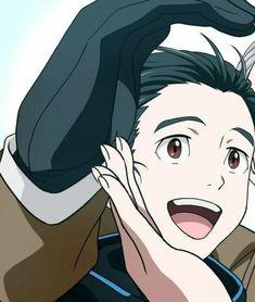 Cute Anime Guys, Cute Anime Couples, Ice Icon, Yuri Katsuki, Matching Profile Pictures, Profile Pics, Matching Icons, Matching Pfp, Couple Wallpaper