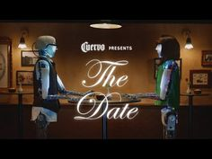 """(313) Jose Cuervo: """"Date More Human"""" - YouTube Motion Design, Dating, Advertising, Ads, Neon Signs, Contemporary, Youtube, Quotes, Youtubers"""