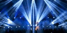 Clay Paky Seduces Audiences on Within Temptation's European Tour Music Festivals, Concerts, Metal Bands, Rock Bands, Concert Lights, Gothic Metal, European Tour, Light Design, Light Effect