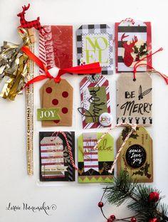 I have been making Christmas Pocket Letters.       I have been making A LOT of Christmas Pocket Letters.....       I may have gone overbo...