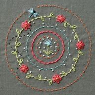 add to embroidery for mom