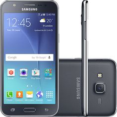 "Smartphone Samsung Galaxy J5 Duos Dual Chip Android 5.1 Tela 5"" 16GB 4G Wi-Fi Câmera 13MP - Preto http://compre.vc/v2/a423acc5 #PreçoBaixoAgora #MagazineJC79 #BlackFriday"
