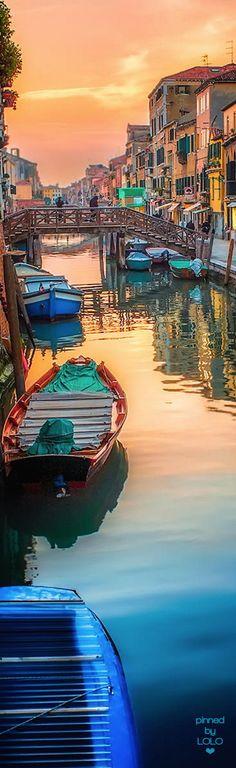 Venice Canal | LOLO❤︎