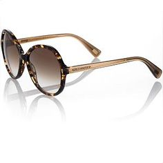 Marc Jacobs Round Oversized Sunglasses