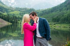 #love in the mountains in a stunning #Aspen location!