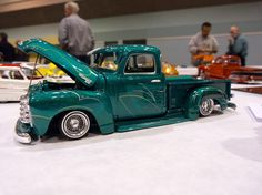 50 Chevy Pickup Lowrider