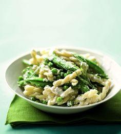 Martha Stewart One-Pot Pasta with Peas & Ricotta   Tastebook Blog