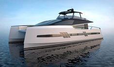 Catamaran Power Boat | imgbucket.com - bucket list in pictures!