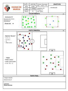 Enttos c. murcia  06 07 [reparado] by Futbol-entrenamientos Willy Fdez via slideshare