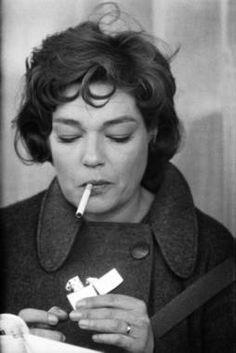 Simone Signoret - Comédienne française et activiste politique - 1921-1985