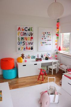 color in kids workspace