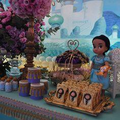 festa jasmini princesa by https://instagram.com/liviamartinsfestas/