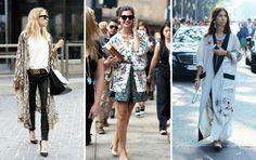dolce vita: summer trend: το μοδάτο κιμονό