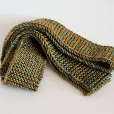 Knit Tie Skinny Knit Tie Hand dyed Olive Blue by KoutureCrochet, $48.00 #etsysns