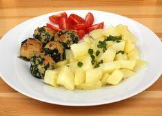 Užite si Zelený štvrtok so špenátom Fruit Salad, Quinoa, Treats, Sweet Like Candy, Fruit Salads, Goodies, Sweets, Snacks
