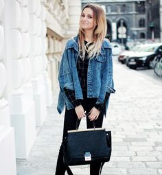 Lilissss: VIENNA TRIP - 1# denim jacket