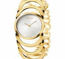 Calvin Klein Ladies Body Yellow Gold PVD Watch Calvin Klein is a hugely popular range and when you look at the Ladies Body Yellow Gold PVD Watch K4G23526 in more detail it becomes very clear why. Attention to detail and high quality materials are  http://www.comparestoreprices.co.uk/ladies-watches/calvin-klein-ladies-body-yellow-gold-pvd-watch.asp