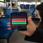 Una aplicación ayuda a las personas mayores a moverse en transporte público
