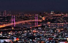 Büyük Çamlıca Tepesi şu şehirde: Üsküdar, İstanbul