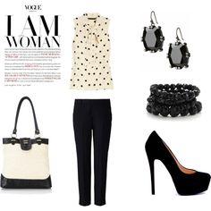 I Am Woman, created by dancerjlg11